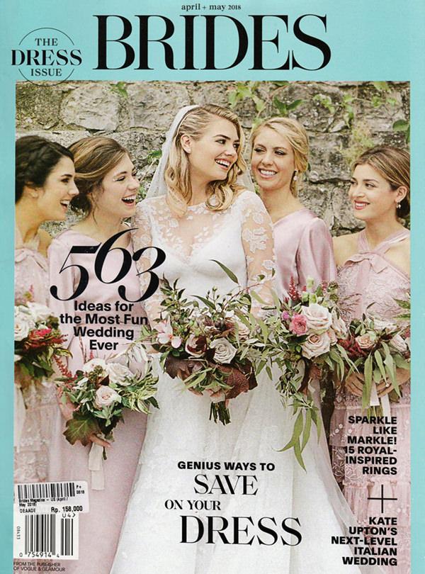 Brides – Apr+May 2018