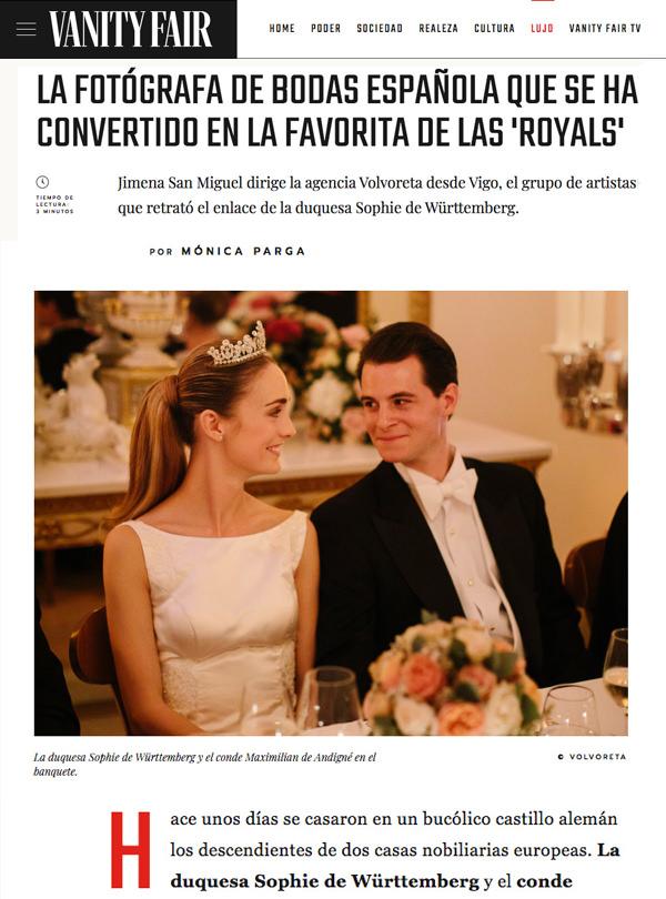 revistavanityfair.es – 9.11.2018